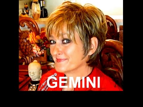 Gemini December 2014 Horoscope  -  Karen Lustrup video