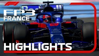 2019 French Grand Prix: FP3 Highlights
