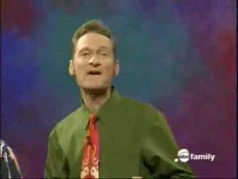 Whose line is it anyway - Season 3 Irish Drinking Songs Music Videos