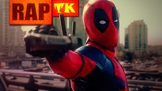 Rap do Deadpool // Chuva de Sangue // TK RAPS