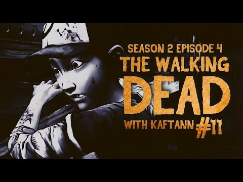 Zagrajmy w: The Walking Dead Season 2 #11 Episode 4 Amid The Ruins Napisy PL Po Polsku
