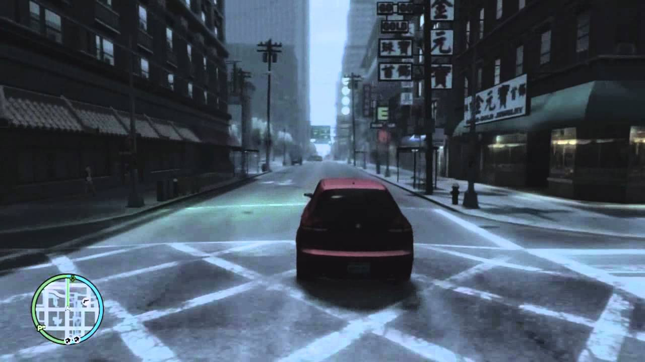 gta iv  mission  46 - final interview