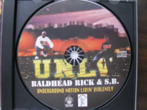 U.N.L.V.- Bald Head Rick & S B - The good,the bad,the ugly