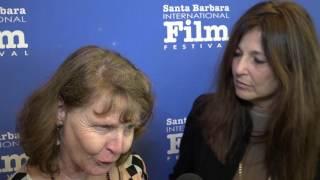 "SBIFF 2017 - ""Little Pink House"" Catherine Keener Interview"
