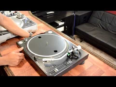 Pioneer PLX-1000 Professional DJ Analog Vinyl Turntable Unboxing Video