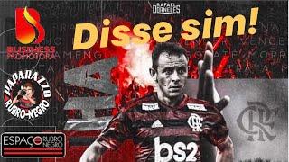 """Rafinha diz """"SIM"""" ao Flamengo nesta Segunda-Feira! Filipe Luís segue em pauta e tem plano B!"""