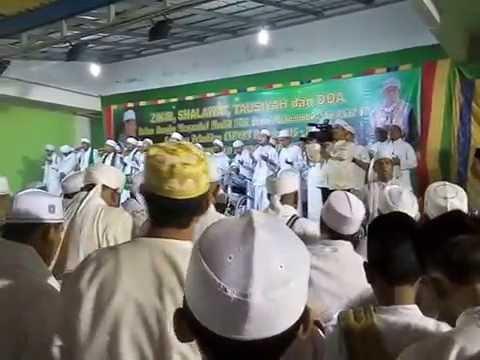 Shalawat Nabi bersama Syeikh Muda Tuanku Samunzir Bin Husein | Babun Najah
