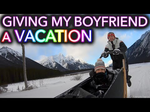 Finally Gave My Boyfriend a Vacation After 4 Years