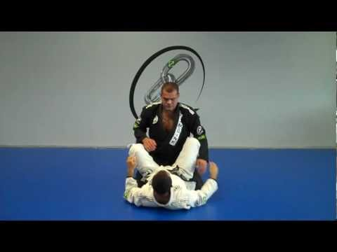 Fabio Serrao and Gabriel Gonzaga showing BJJ worcester armbar in side the guard Image 1