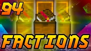 "Minecraft Factions ""TRIPLE LEGENDARY CHESTS!!!"" Episode 94 Factions w/ Woofless & Preston!"