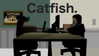 Catfish   Online Dating   Roblox Movie