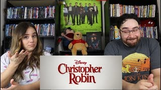 Christopher Robin - Official Trailer Reaction / Review