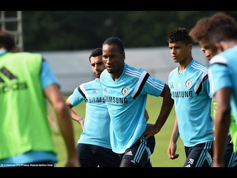 Didier Drogba backs Diego Costa, Cesc Fabregas and Filipe Luis to help Chelsea to...
