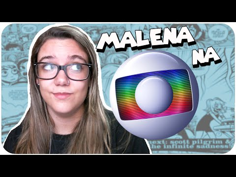 Malena Na Globo? video