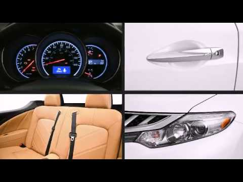 2014 Nissan Murano CrossCabriolet Video