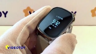 Детские часы с трекером Smart GPS Watch T58 - smart baby watch Т58