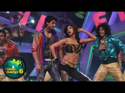 Nach Baliye 6 Grand Finale Shilpa Shetty & Karan Wahi's Special Dance 1st February 2014 Full Episode video