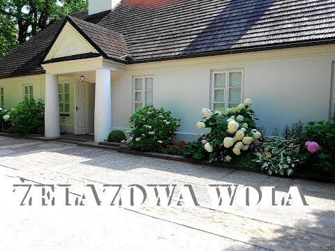 Żelazowa Wola - Chopin's Birthplace, Beautiful Poland ! Polska Na Weekend ! Polska Jest Piękna !