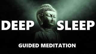 Sleep meditation, Guided Relaxation Hypnosis, Deep clearing for a quiet mind (4 meditations in one)