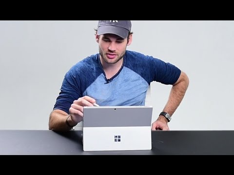 Microsoft Surface Pro 4 Review by Fstoppers
