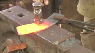 Blacksmithing - Ring Project #2 tooling - Frustum of a cone