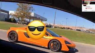 2018 McLaren 570S Spider Cruise! McLaren 570S Exhaust Flybys! #McLaren #570s