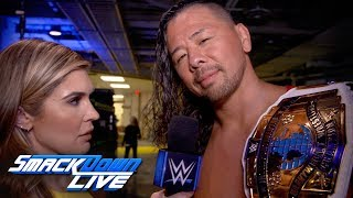 Shinsuke Nakamura's poetry is lost in translation: SmackDown Exclusive, Sept. 10, 2019
