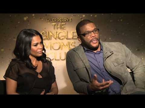 Tyler Perry's Single Moms Club - Tyler Perry and Nia Long