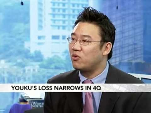 Yoon Says `Couple More Years' Before Youku Is Profitable