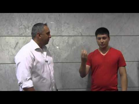 ИнфобизнесТВ65 - Азамат Ушанов - Инфобизнес со школьной скамьи