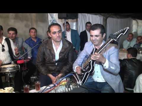 Elman Namazoglu ve Ariz Huseynov. Borcalida Gitara Rehmanin ogullarinin kicik toyunda. 2016