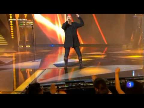 Miguel Bos� - Miguel Bos� - Libre ya de amores (Feliz 2015 TVE)
