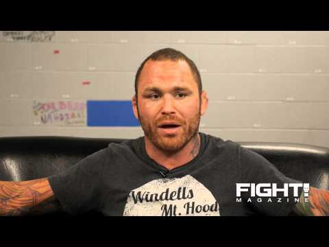 UFC 162 Chris Leben breaks down Anderson Silva Chris Weidman