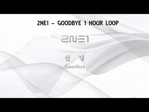 2NE1 - GOODBYE Loop (1 HR) #2NE1 TRIBUTE