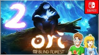 Ori and the Blind Forest: Definitive Edition Gameplay Stream #2 (Nintendo Switch)