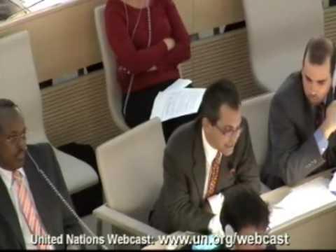 Part 6-9: Sri Lanka Conquered EU Dictatorship at UNHRC - Cuba - HE MR. JUAN ANTONIO