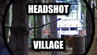 Headshot Village | Airsoft Sniper | ZEN
