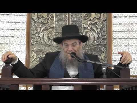 """הרב יצחק ברדא - הלכות חג הפסח - התשע""""ט 7.4.19"""