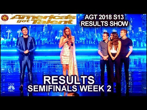 Download  RESULTS Semi-Finals 2 JUDGES SAVE Daniel Emmet We Three America's Got Talent 2018 AGT Gratis, download lagu terbaru