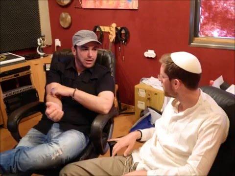 דוד דאור ויצחק מאיר - בני היכלא