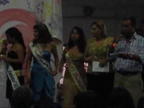 Celebración del Carnaval 2008 en el INBECC