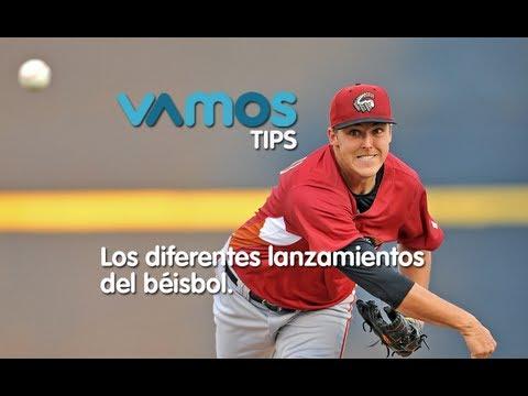 Vamos Tips: Los diferentes lanzamientos del béisbol