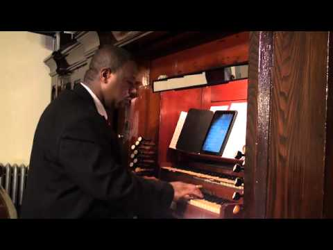 Chris Fleischer Pipe Organ: G.F. Handel: Dead March(From Saul...