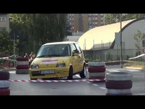 Super Sprint Katowicki 2012 - Mieczysław Żogała Michał Maicher Fiat CC By OesRecords