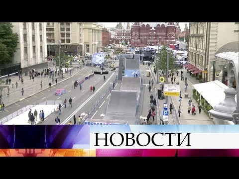 Сднем рождения, Москва! ВДень города столица отмечает 870-летний юбилей.