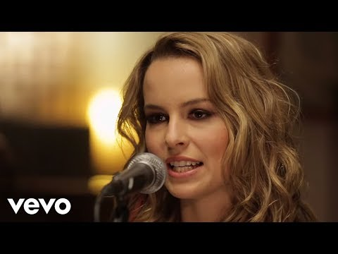 Bridgit Mendler - Love Will Tell Us Where to Go (Acoustic)