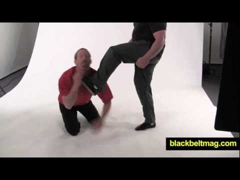 Street Fighting Tips: Tim Larkin Teaches How to Use Body Weight in Self-Defense Techniques Image 1