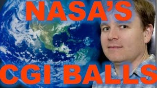 FLAT EARTH - NASA's Robert Simmon AKA Mr Blue Marble ADMITS NO PHOTOGRAPHS OF EARTH