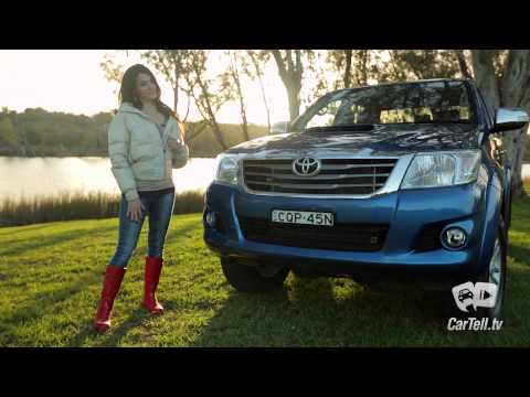 Toyota Hilux 2014 SR5 - Review