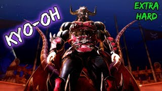 Fist of the North Star: Lost Paradise - Boss Battles: 10 - Kyo-Oh (EXTRA HARD)